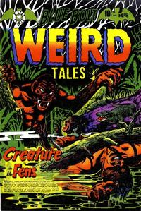 Cover Thumbnail for Blue Bolt Weird Tales of Terror (Star Publications, 1951 series) #118