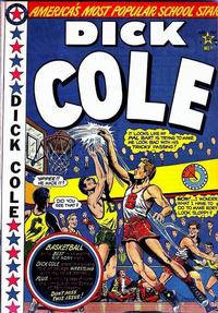 Cover Thumbnail for Dick Cole (Star Publications, 1949 series) #9
