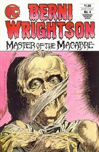 Cover Thumbnail for Berni Wrightson: Master of the Macabre (Pacific Comics, 1983 series) #4