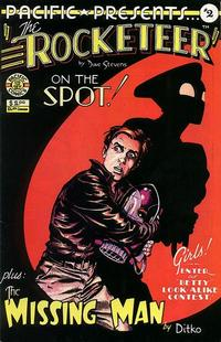 Cover Thumbnail for Pacific Presents (Pacific Comics, 1982 series) #2