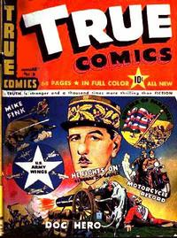 Cover Thumbnail for True Comics (Parents' Magazine Press, 1941 series) #8