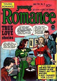 Cover Thumbnail for Young Romance (Prize, 1947 series) #v2#3 (9)