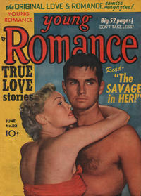 Cover Thumbnail for Young Romance (Prize, 1947 series) #v3#10 (22)