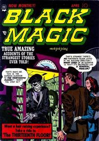 Cover for Black Magic (Prize, 1950 series) #v2#5 [11]
