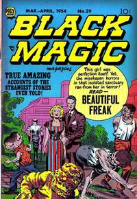 Cover Thumbnail for Black Magic (Prize, 1950 series) #v4#5 (29)