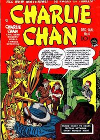 Cover for Charlie Chan (1948 series) #v1#4 (4)