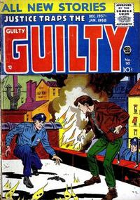 Cover Thumbnail for Justice Traps the Guilty (Prize, 1947 series) #v10#6 (90)