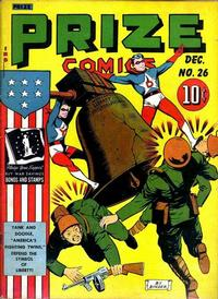 Cover for Prize Comics (Prize, 1940 series) #v3#2 (26)