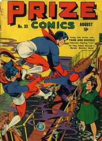 Cover Thumbnail for Prize Comics (Prize, 1940 series) #v3#9 (33)
