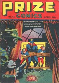 Cover Thumbnail for Prize Comics (Prize, 1940 series) #v4#5 (41)