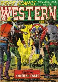 Cover Thumbnail for Prize Comics Western (Prize, 1948 series) #v13#5 (108)