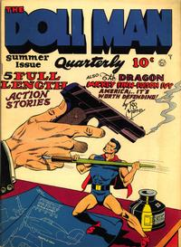 Cover for Doll Man (1941 series) #3