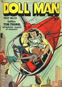 Cover for Doll Man (1941 series) #22