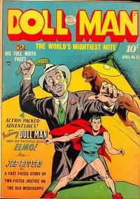 Cover Thumbnail for Doll Man (Quality Comics, 1941 series) #33