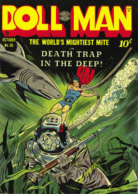 Cover Thumbnail for Doll Man (Quality Comics, 1941 series) #36