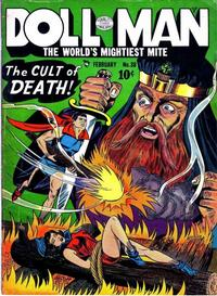 Cover Thumbnail for Doll Man (Quality Comics, 1941 series) #38