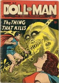 Cover Thumbnail for Doll Man (Quality Comics, 1941 series) #43