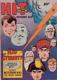 Cover for Hit Comics (1940 series) #29