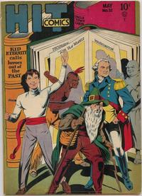Cover for Hit Comics (1940 series) #52