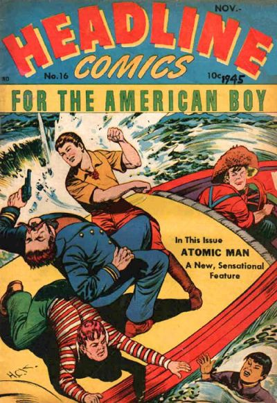 Cover for Headline Comics (1943 series) #v2#4 (16)