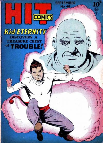 Cover for Hit Comics (1940 series) #48
