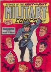 Cover for Military Comics (1941 series) #40