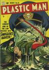 Cover for Plastic Man (Quality Comics, 1943 series) #34