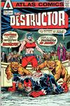 Cover for The Destructor (Seaboard, 1975 series) #3