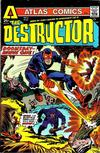 Cover for The Destructor (Seaboard, 1975 series) #4