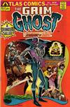 Cover for The Grim Ghost (Seaboard, 1975 series) #2