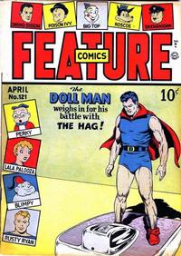 Cover Thumbnail for Feature Comics (Quality Comics, 1939 series) #121