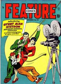 Cover Thumbnail for Feature Comics (Quality Comics, 1939 series) #140