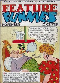 Cover Thumbnail for Feature Funnies (Quality Comics, 1937 series) #2
