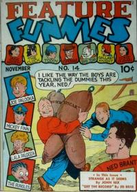 Cover Thumbnail for Feature Funnies (Quality Comics, 1937 series) #14
