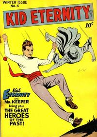 Cover Thumbnail for Kid Eternity (Quality Comics, 1946 series) #4