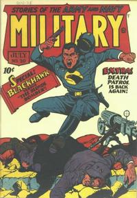 Cover for Military Comics (1941 series) #20
