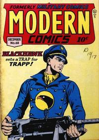 Cover Thumbnail for Modern Comics (Quality Comics, 1945 series) #68