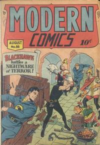 Cover Thumbnail for Modern Comics (Quality Comics, 1945 series) #88