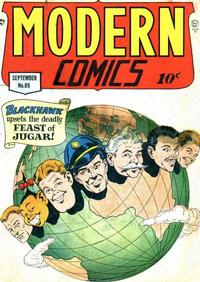 Cover Thumbnail for Modern Comics (Quality Comics, 1945 series) #89