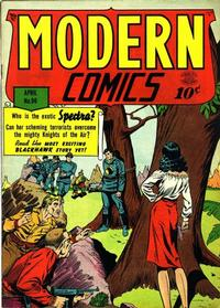 Cover Thumbnail for Modern Comics (Quality Comics, 1945 series) #96