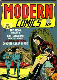 Cover Thumbnail for Modern Comics (Quality Comics, 1945 series) #99