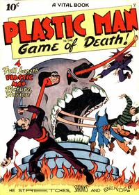 Cover Thumbnail for Plastic Man (Quality Comics, 1943 series) #1