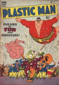 Cover Thumbnail for Plastic Man (Quality Comics, 1943 series) #11