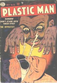 Cover Thumbnail for Plastic Man (Quality Comics, 1943 series) #35
