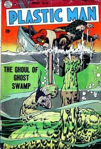 Cover Thumbnail for Plastic Man (Quality Comics, 1943 series) #40