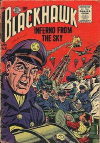 Cover Thumbnail for Blackhawk (Quality Comics, 1944 series) #87