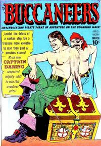 Cover Thumbnail for Buccaneers (Quality Comics, 1950 series) #20