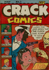 Cover Thumbnail for Crack