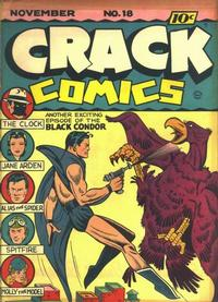 Cover Thumbnail for Crack Comics (Quality Comics, 1940 series) #18