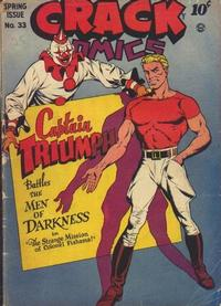 Cover Thumbnail for Crack Comics (Quality Comics, 1940 series) #33